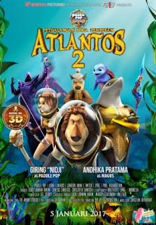 Film Petualangan Singa Pemberani Atlantos 2 2017