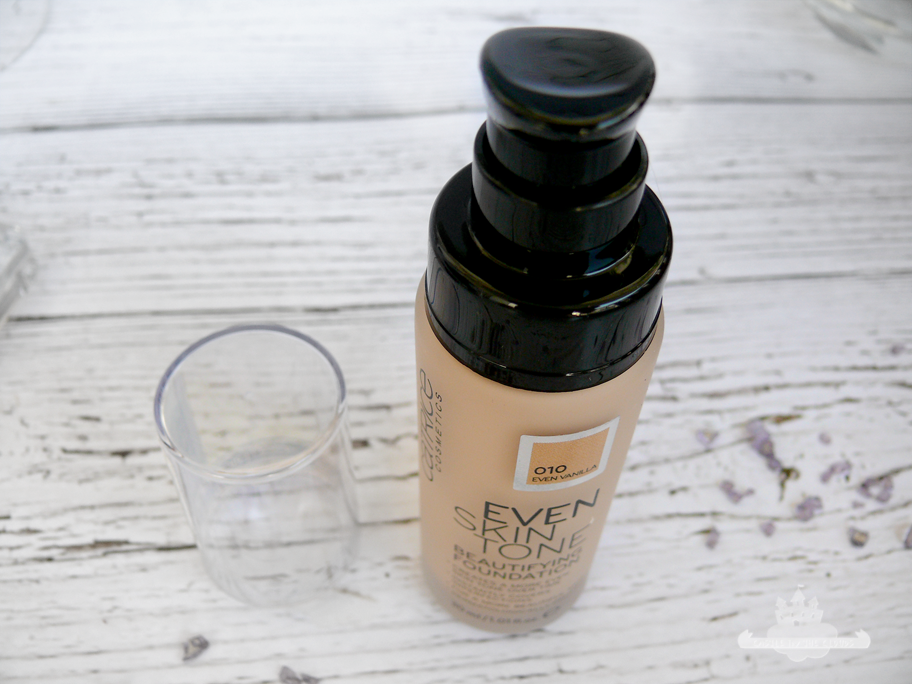 Even Skin Tone Beautifying Foundation 010 Even Vanilla