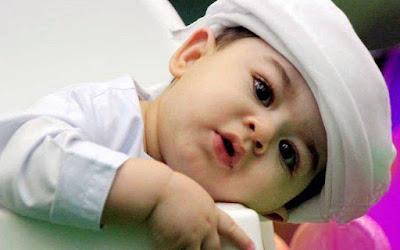 صوره طفل خليجي قمر