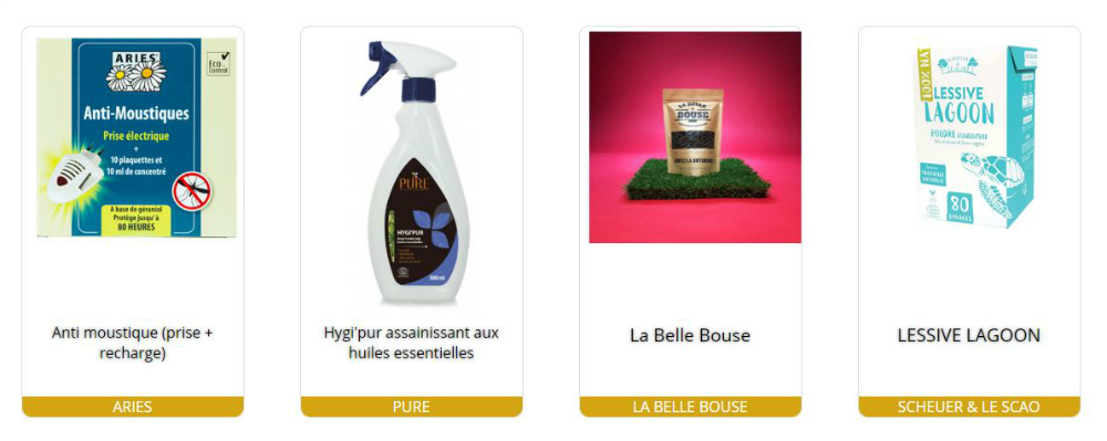 Test des produits en lice pour l'élection des meilleurs produits bio 2019, partie 2 : les produits d'hygiène et d'entretien - Par Lili LaRochelle à Bordeaux