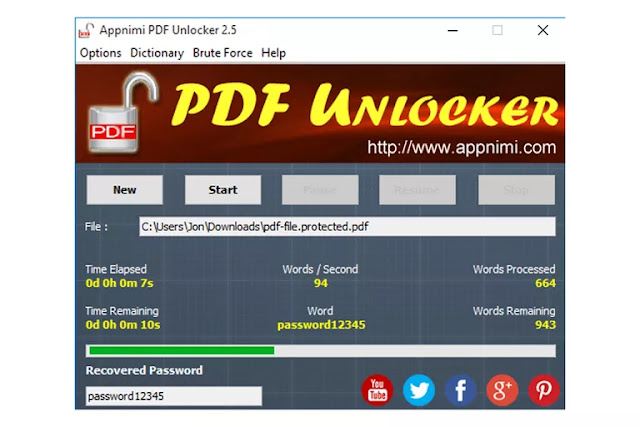 Appnimi PDF Unlocker