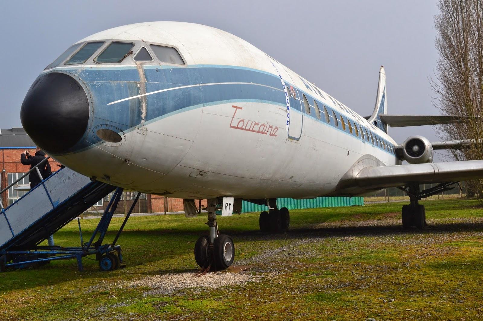 La caravelle 60 ans aujourd hui le portail des passionn s d 39 aviation - Cockpit avion a vendre ...