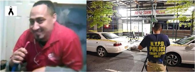 Acusado de asesinar repartidor dominicano de pizzas tenía 21 arrestos previos y una condena