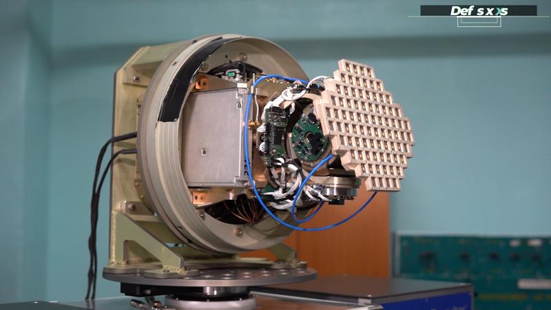 Головка самонаведення ракети Р-360