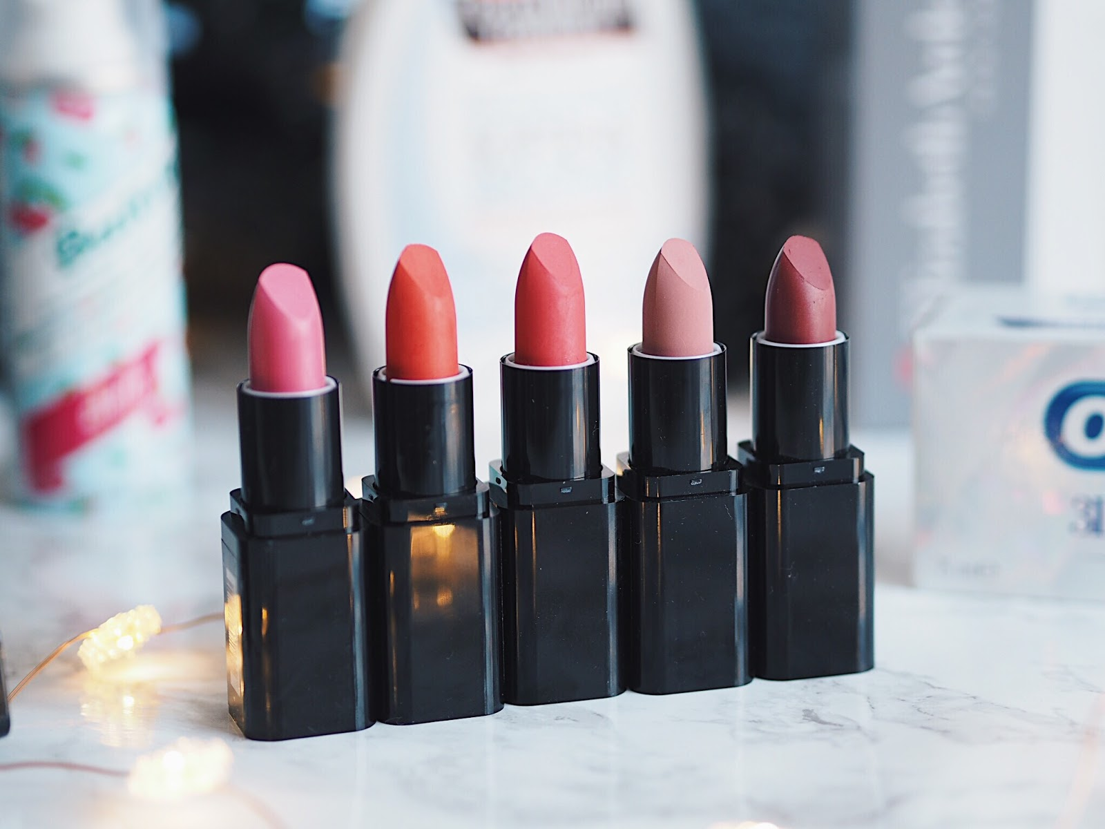 Calvin Klein luxury lipsticks