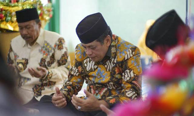 NH Hadiri Maulid Nabi di Kampung Halaman