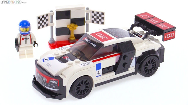 lego speed champions audi r8 lms ultra review 75873. Black Bedroom Furniture Sets. Home Design Ideas