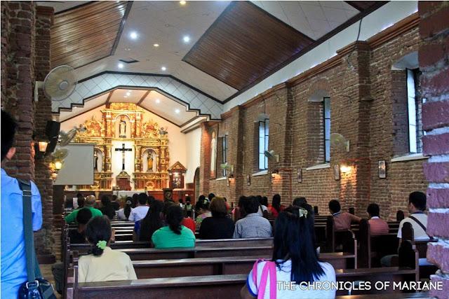 San Jacinto Chapel cagayan