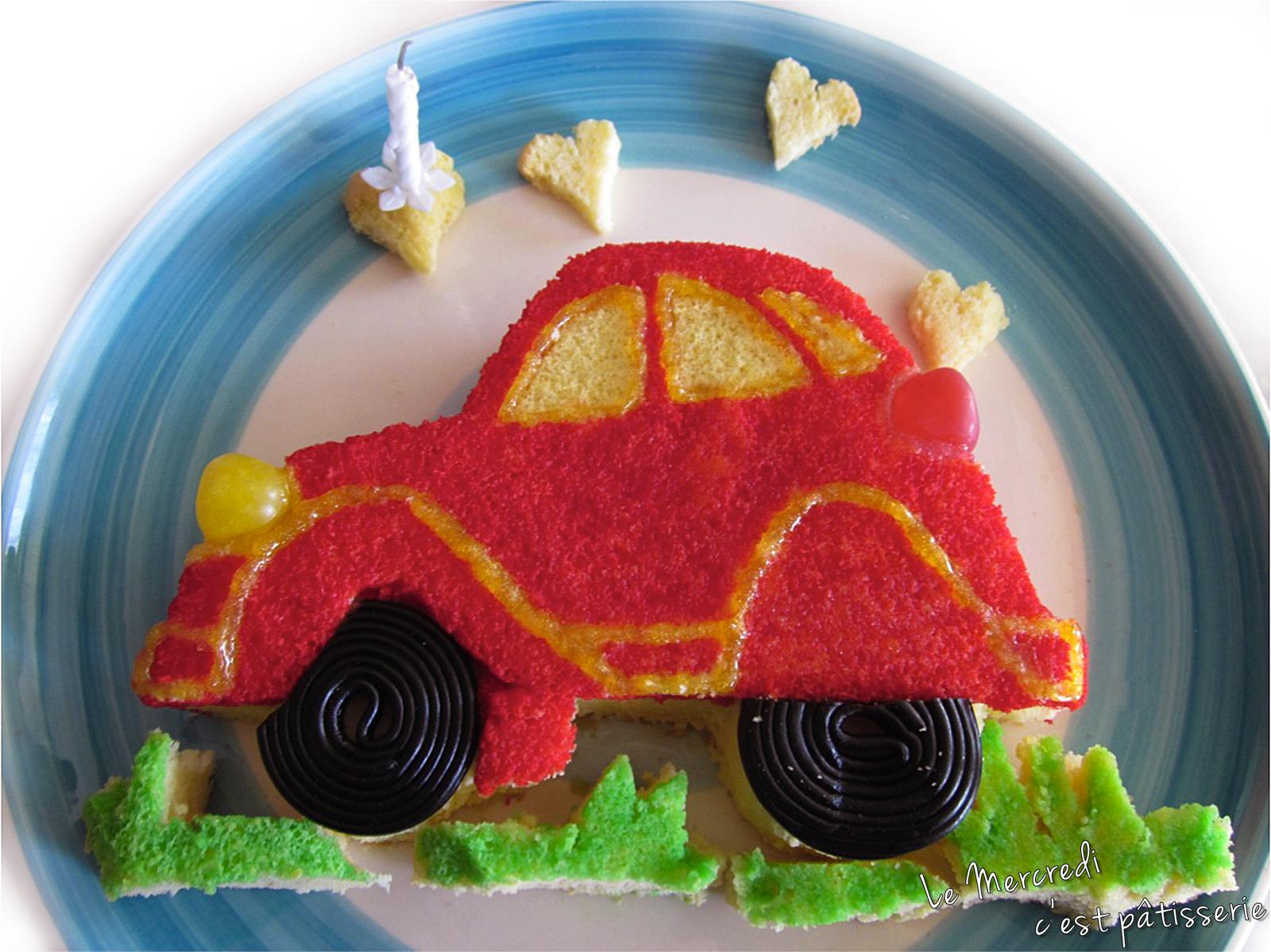 Gâteau Deudeuche de Tata Joce