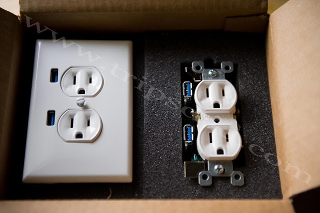 Tech Review Usb Wall Outlets Tripsdad Com