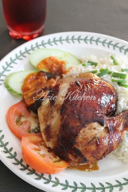 Nasi Ayam Paling Sedap Azie Kitchen