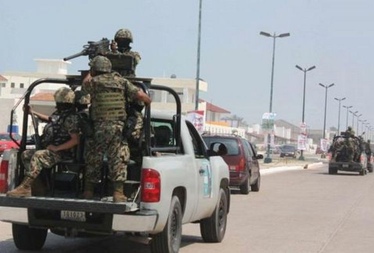 ''Topón'' en REYNOSA ; balacera y persecución deja sicarios abatidos