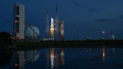 Είναι γεγονός! Η NASA εκτόξευσε την πρώτη αποστολή της στον Ήλιο