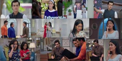 "Yeh Rishta Kya Kehlata Hai Episode 25th February 2019 Written Update ""Naira Desperate to Talk to Kartik """
