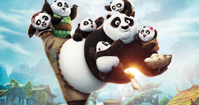 Estreias da semana (03/03): Kung Fu Panda 3, 50 Tons de Preto, Zoolander 2, Apaixonados - O Filme, A Bruxa e Um Homem entre Gigantes