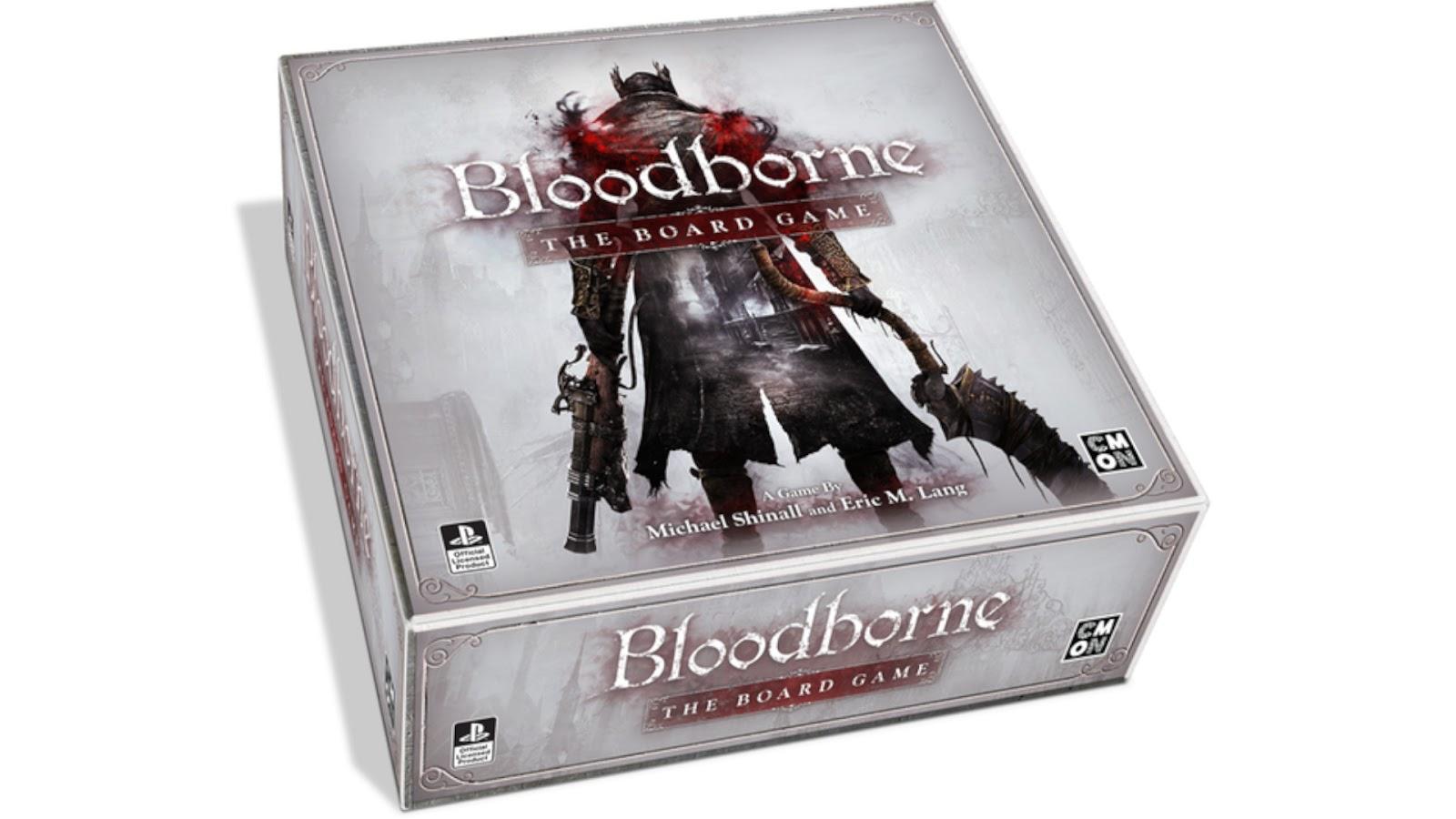 Kickstarter Highlights - Bloodborne The Board Game