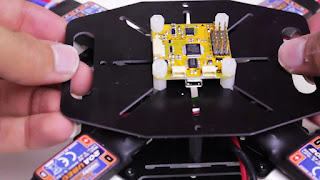 how to build drone