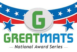 Greatmats National Award Series Logo