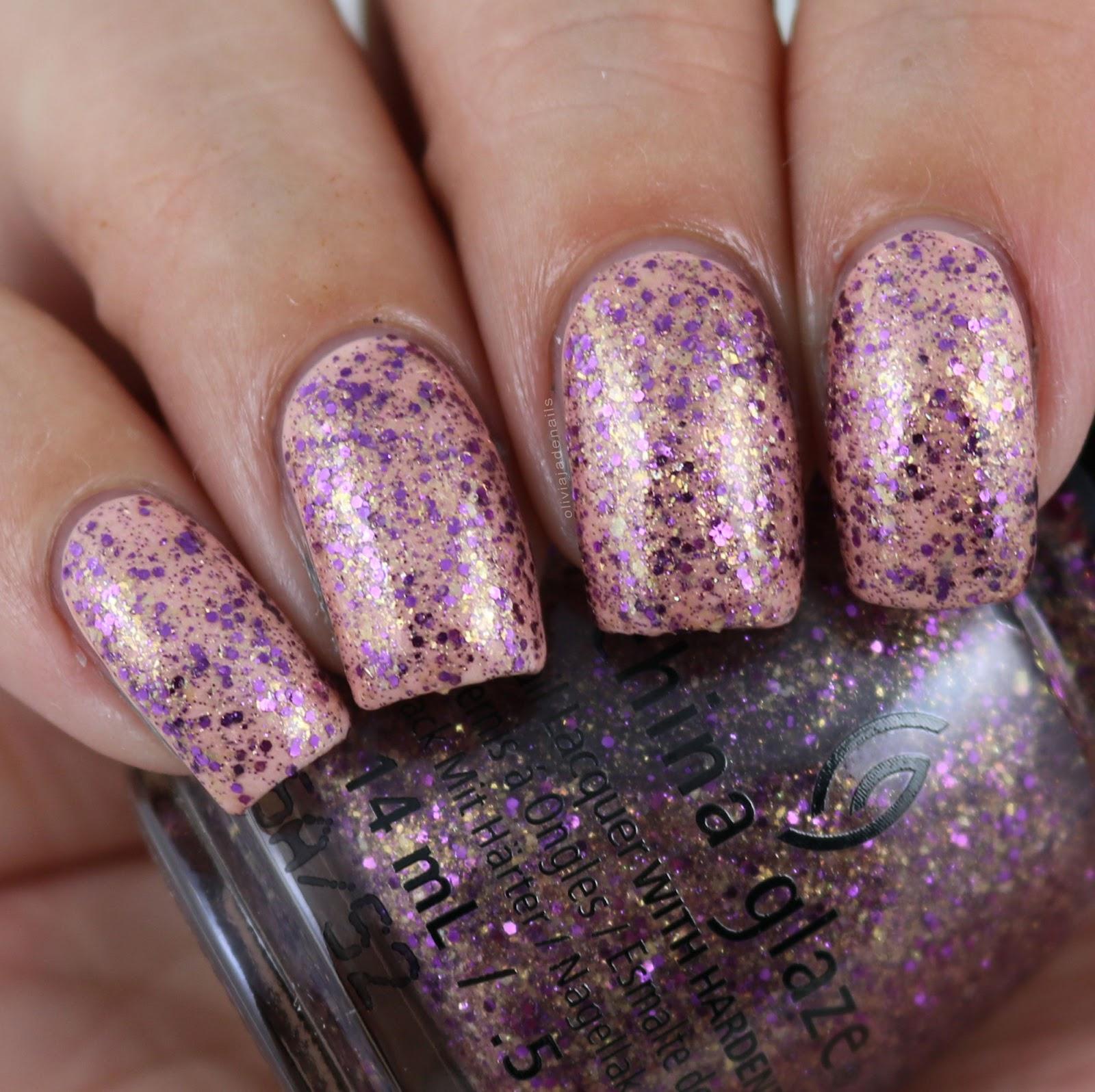 Olivia Jade Nails: China Glaze Seas And Greetings Collection ...