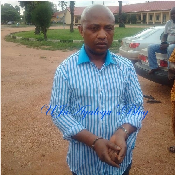 Billionaire kidnapper: Give me another chance, I will become a Christian – Evans begs police