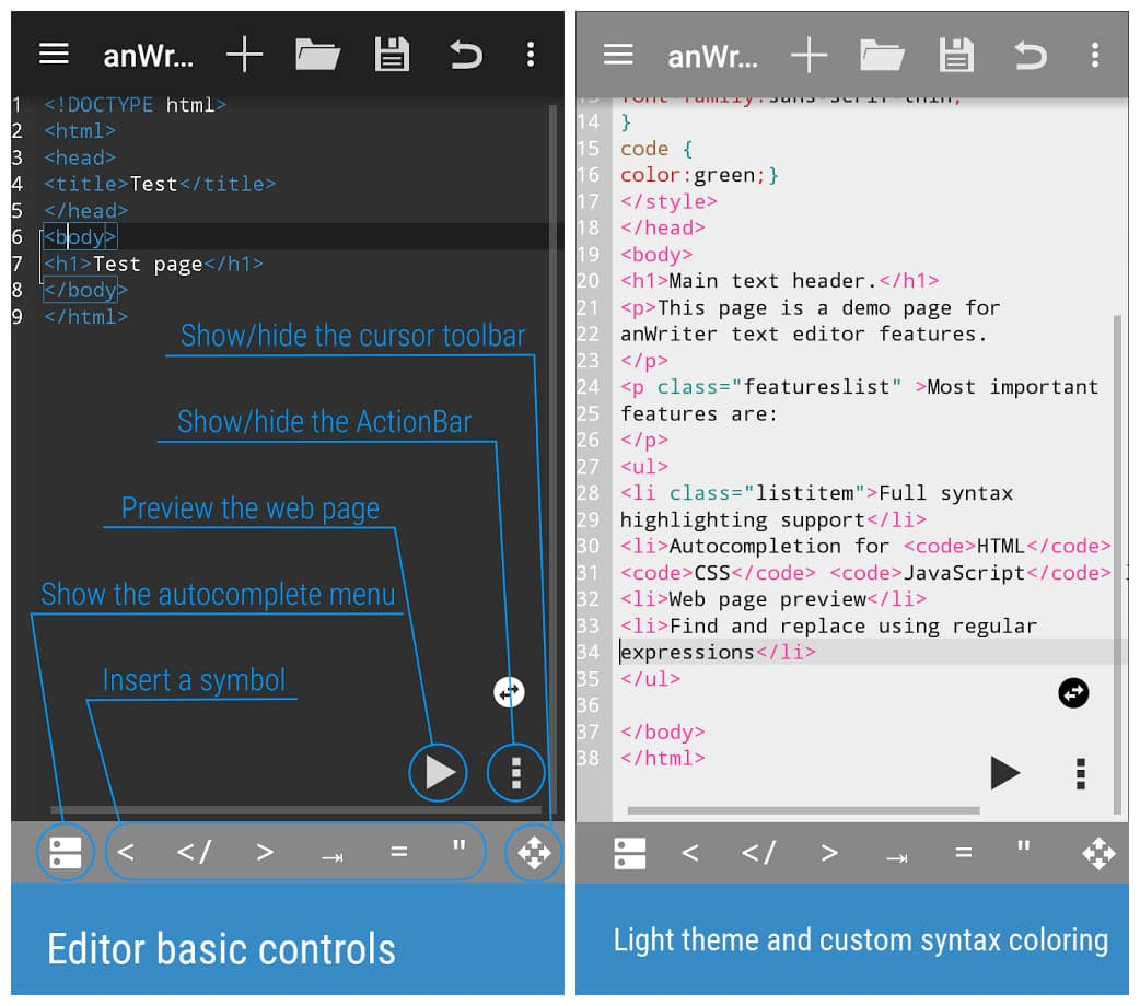 anWriter text editor v1 6 1 Cracked Apk Is Here! [LATEST