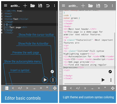 anwriter text editor full apk