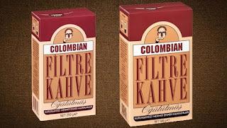 kurukahveci mehmet efendi colombian filter coffee - KahveKafeNet