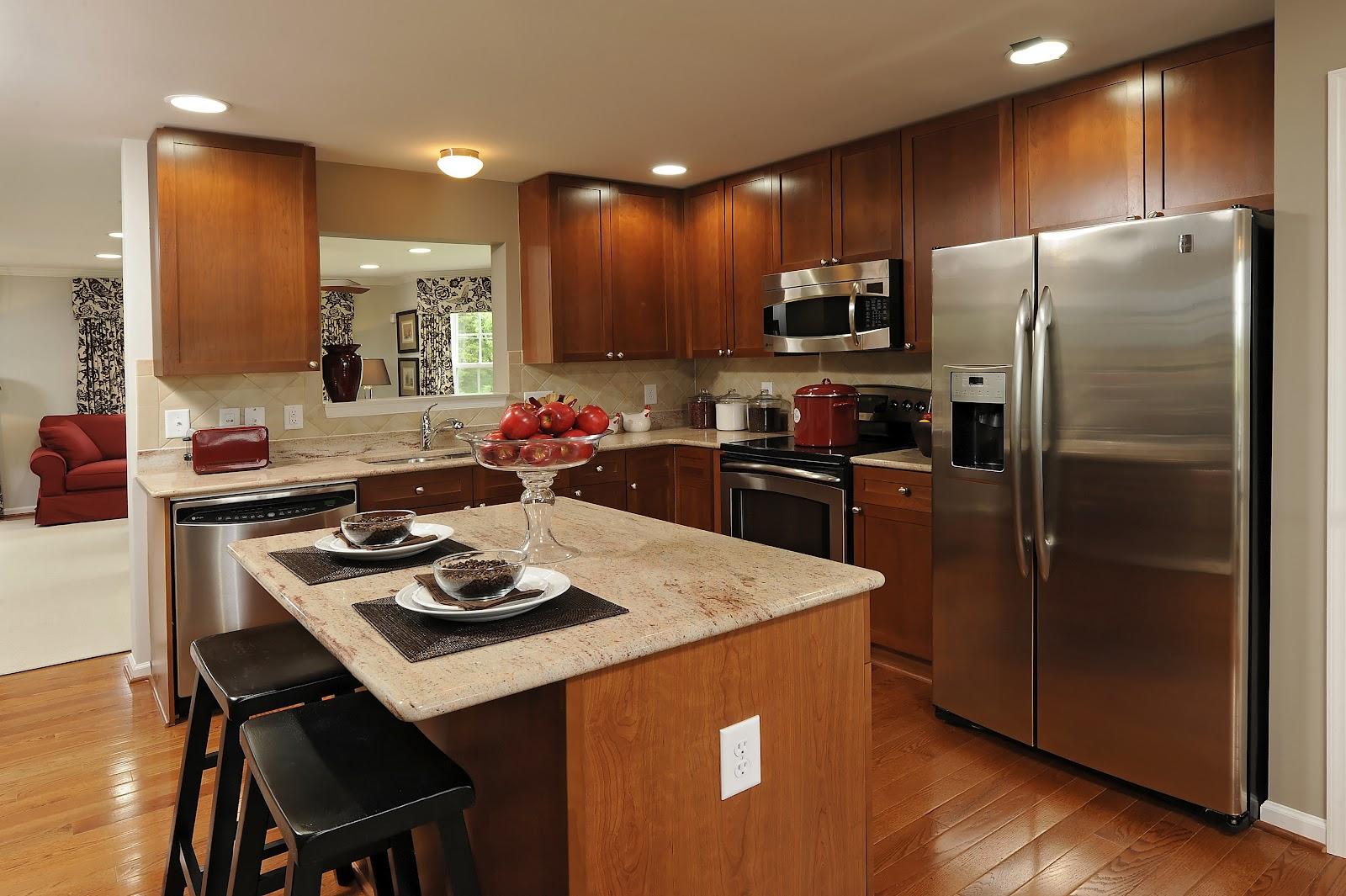 Dan Ryan Builders: Transform Your Kitchen for Summer! on Modern:egvna1Wjfco= Kitchen Counter Decor  id=21348