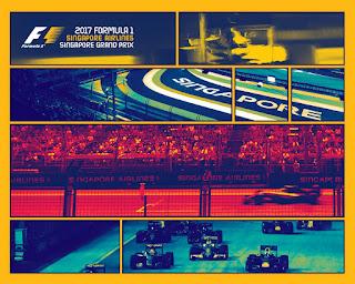 Formula 1 Singapore Grand Prix 2018