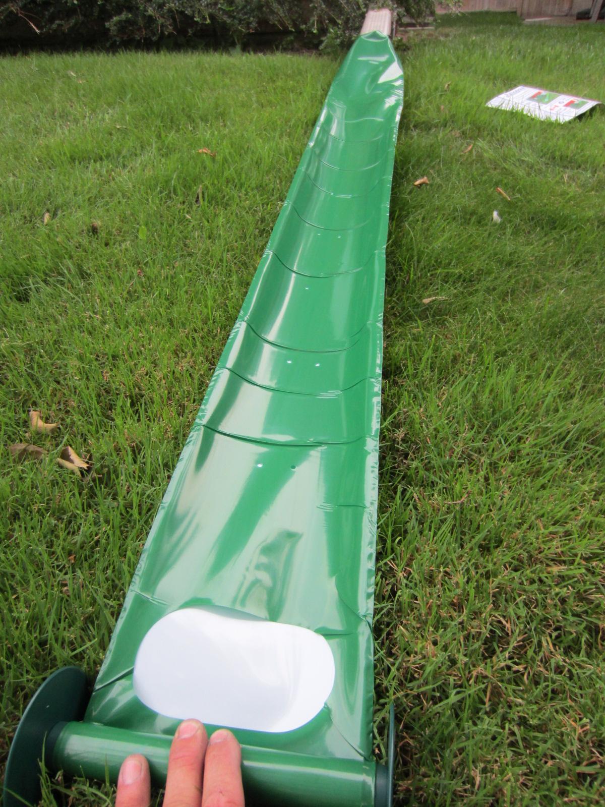 Toronto Eavestroughing Rainguard Self Retracting