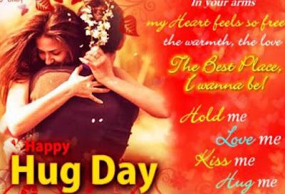 Happy Hug Day Photos