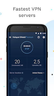 Hotspot Shield VPN Elite v6.2.0 Latest APK