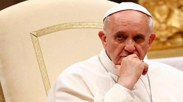 Papa Francisco aboga por restaurar la paz en Siria
