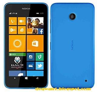 Nokia Lumia 635 2018