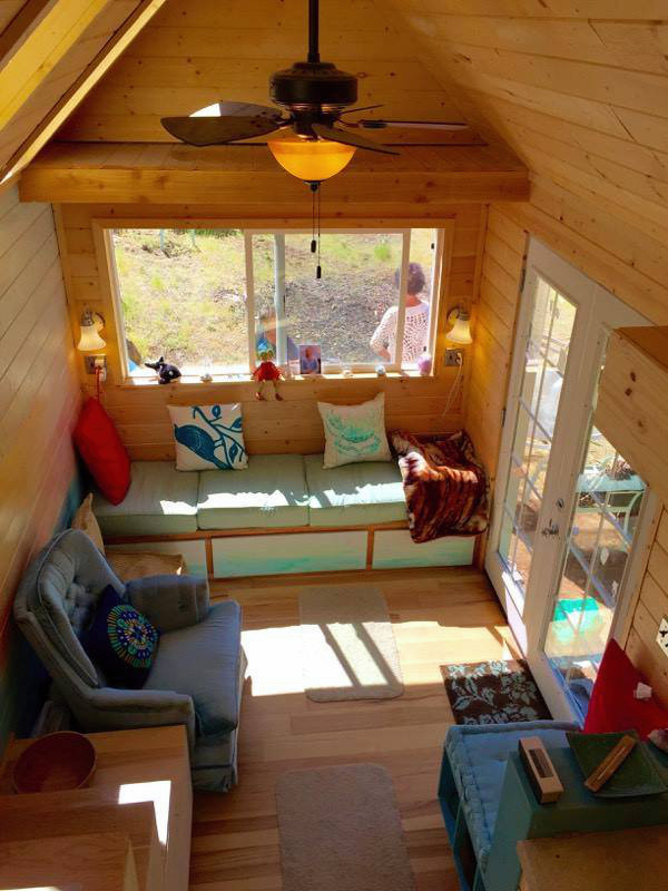 One Of The Makers Of This Home Has Since Returned To Belgium And Started  His Own Tiny House Construction Company, Tiny House Belgium!