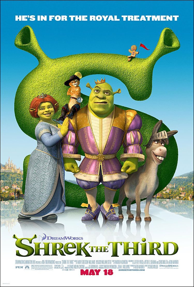 Watch Shrek the Third (2007) Online For Free Full Movie English Stream