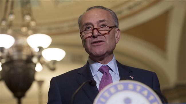 US Senate Democratic leader Chuck Schumer warns President Donald Trump: Firing Robert Mueller to trigger 'cataclysm' in Washington