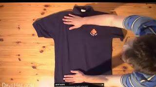 Wow Keren...!! Cara Merapikan Baju Tanpa Harus Menyetrikanya