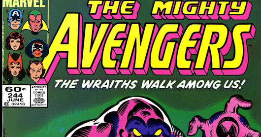 Marvel Comics of the 1980s: 1984: The Eros Avenger part III: I.S.A.A.C. At This...
