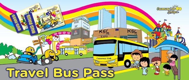 Perkhidmatan Travel Buss Pass Di Johor Bahru Dan Singapura