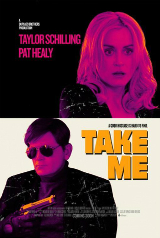 Take Me [2017] [DVDR] [NTSC] [CUSTOM HD] [Latino]