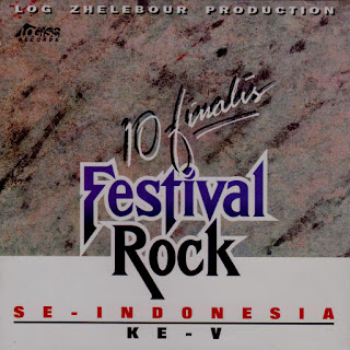 Various Artists - 10 Finalis Festival Rock (Se-Indonesia Ke V) on iTunes