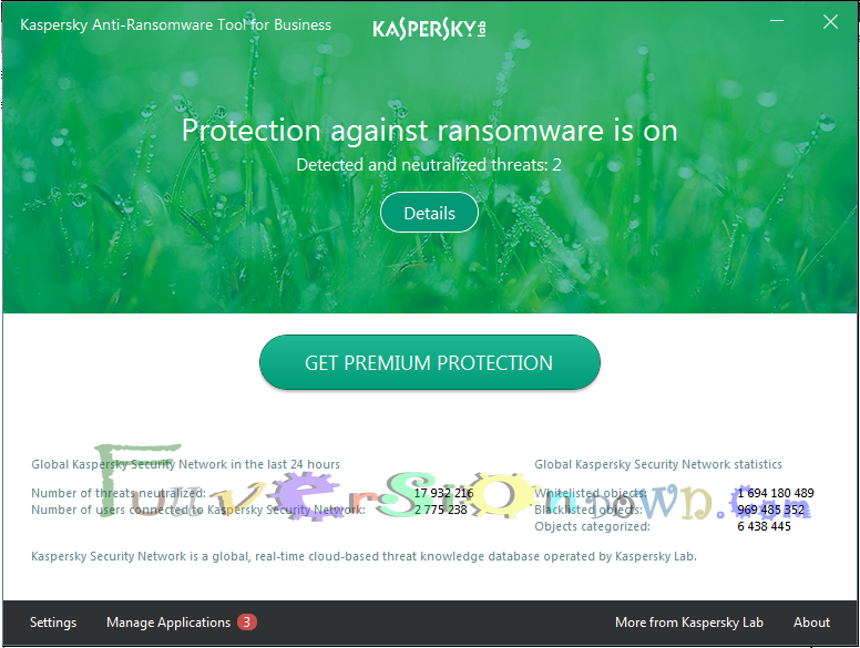 Kaspersky Anti Ransomware Tool 2017 Latest Version