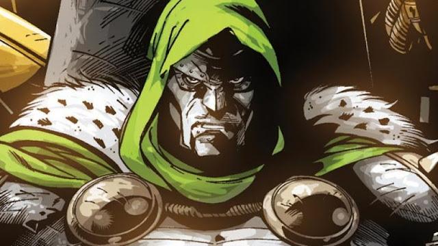 Musuh-musuh Terkuat Marvel, dari Dormammu sampai Galactus