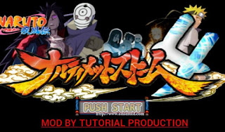 Naruto Senki Mod v1.17 by Faisal Remod by Tutorial Production Apk