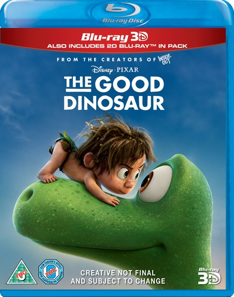 Poster Of The Good Dinosaur 2015 English 300MB BRRip 480p Free Download Watch Online