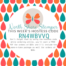 This Week's Hostess Code RN4WBVVQ