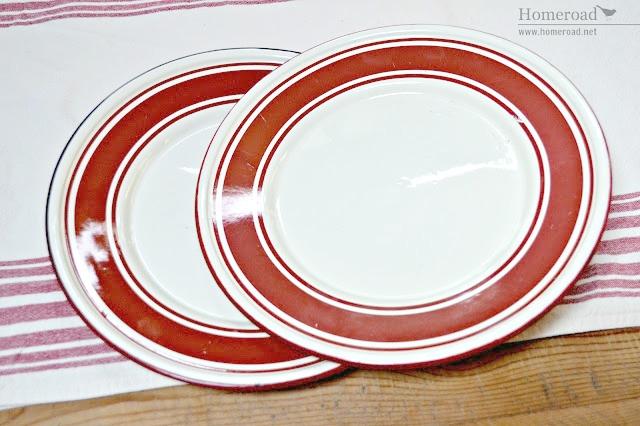 Make a Striped Enamel Pedestal Dish