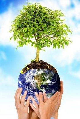 Imagen por el Dibujo por el Día Forestal Mundial o Día Internacional de los Bosques