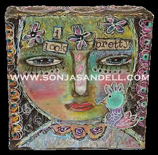 http://www.dailypaintworks.com/artists/sonja-sandell-7370/artwork